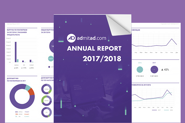 Admitad Annual Report 2017/2018